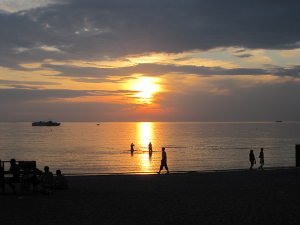 Sonnenuntergang_Tallin