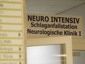 Die Stroke Unit im Klinikum Minden.